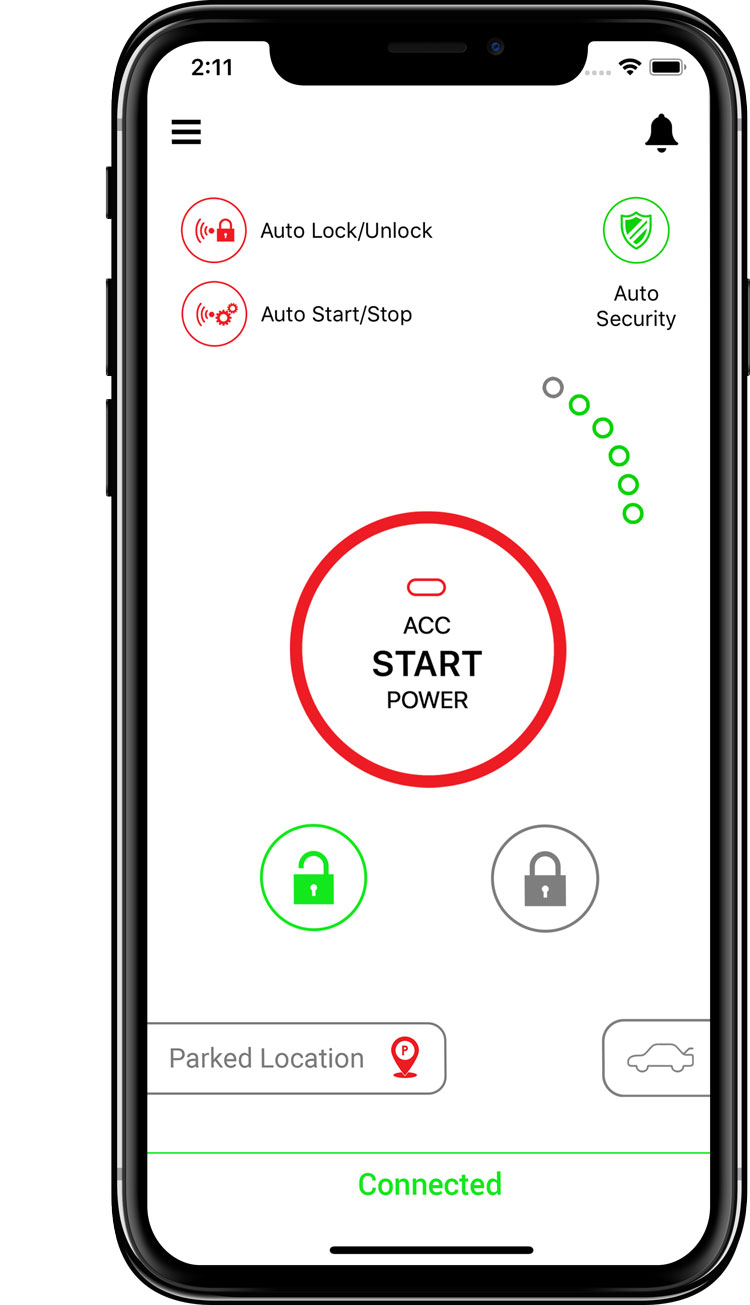 Unlock Car With Phone >> Mobokey Access Security And Car Sharing App