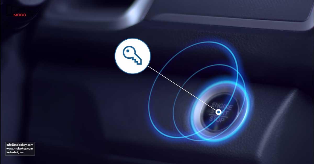 smart car key app