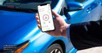 app smartphone car key