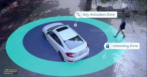 smart key car app