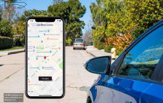 track car location sharing