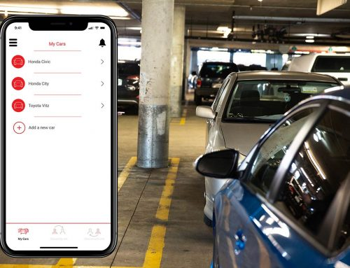 Control multiple cars with one app
