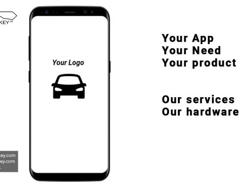 White label solutions for car sharing companies