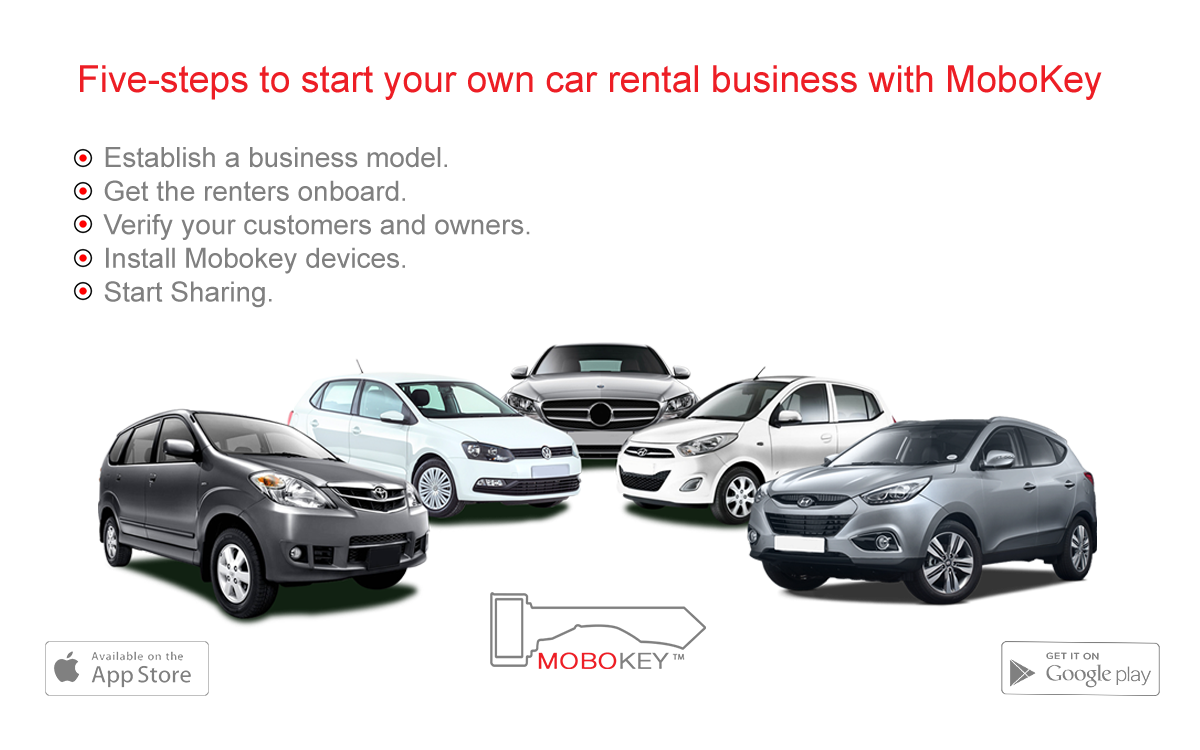 start car rental business
