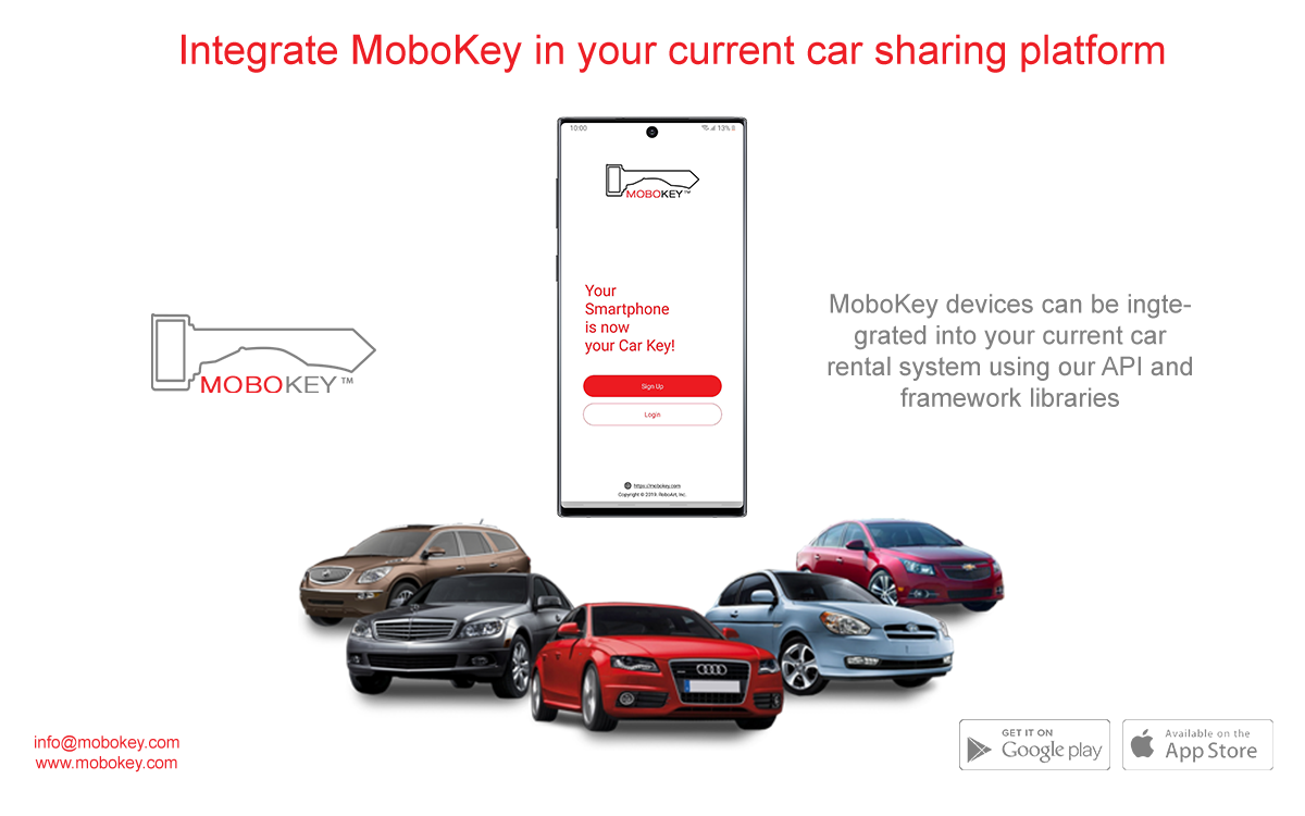 API framework car rental