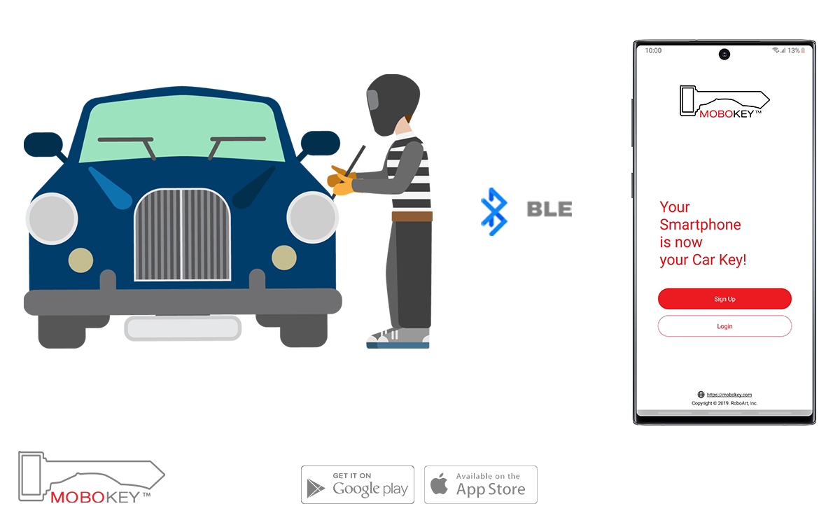 signal repeaters car security