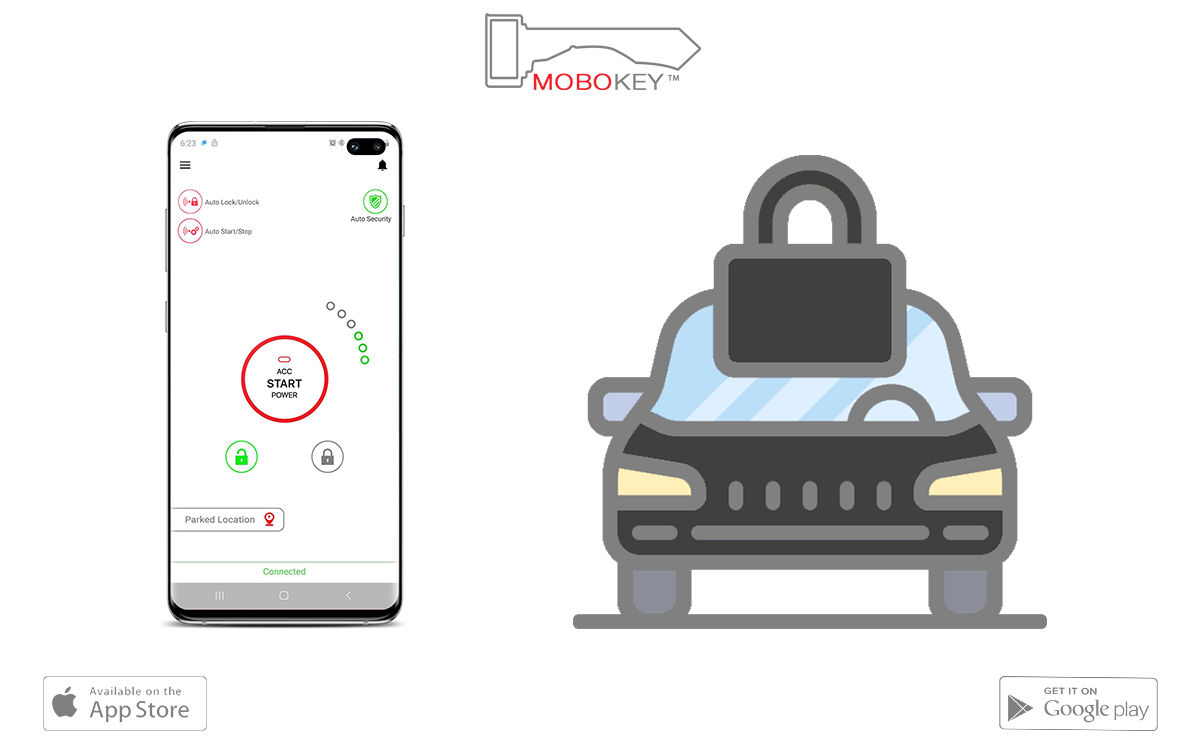 redefined vehicle security