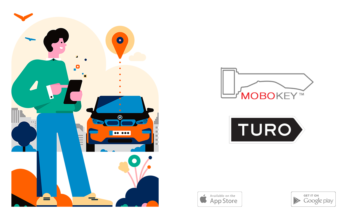 contactless carsharing turo
