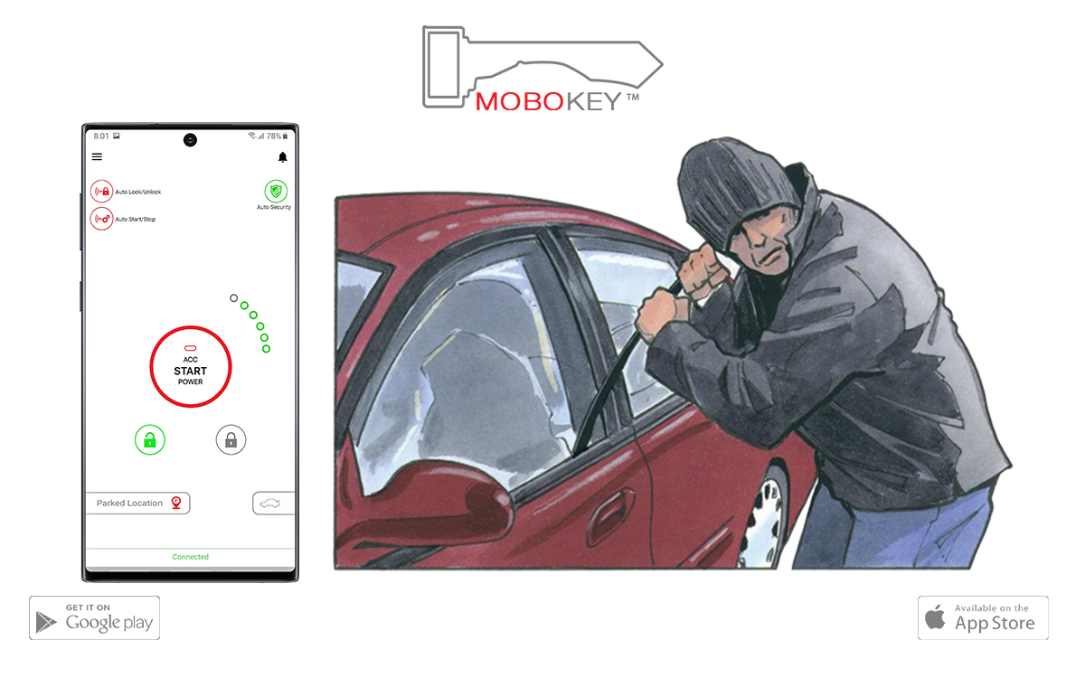 mobokey anti theft device