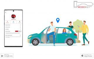 car-sharing platform